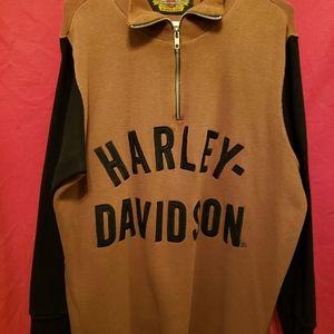 Harley Davidson Pullover Sweater